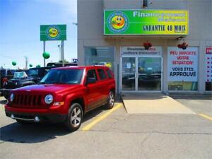 Jeep Patriot High Altitude 2016  **Bluetooth,A/C,toit ouv.& + **