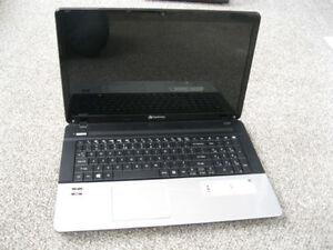 Mint Condition-Gateway NE71B Laptop-4GB Ram-500GB HDD-Win8.1..