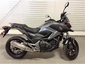 2014 HONDA NC750X - MANAGER'S SPECIAL - $7,052