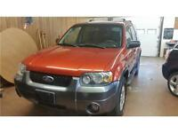 2006 Ford Escape XLT 4-Speed Automatic