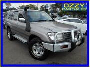 2004 Toyota Landcruiser HDJ100R GXL (4x4) Silver 5 Speed Manual Wagon Penrith Penrith Area Preview