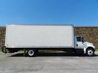 Last minute moving? 24 ft truck&professional movers. 587Ч376445