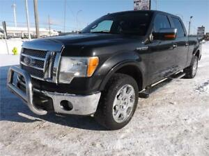 2010 Ford F-150 Lariat SuperCrew Nav, Toit