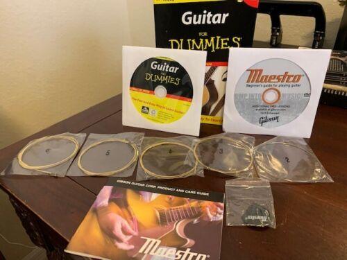 eMedia Guitar for Dummies Interactive Software Win/MAC Cd-Rom