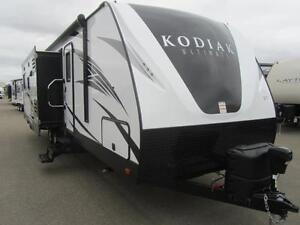2017 32 FT DUTCHMEN RV KODIAK ULTIMATE 291RESL TRAVEL TRAILER