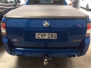 2008 Holden Commodore VE SS-V Manual Ute Sandgate Newcastle Area Preview