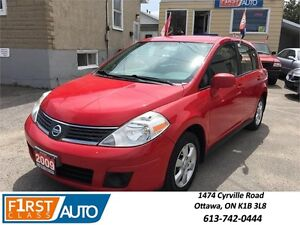 2009 Nissan Versa 1.8 SL - NO ACCIDENTS - GOOD ON GAS!