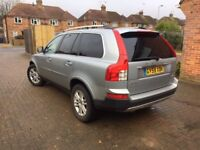 Volvo XC90 2.4 SE Lux (premium Pack) estate Geartronic AWD 5Dr (09-09)