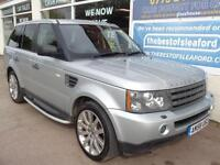 Land Rover Range Rover Sport 2.7TD V6 auto 2008 HSE F/S/H New Turbo P/X