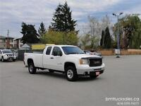 2007 GMC SIERRA 3500HD SLE EXT CAB LONG BOX 4X4 *DIESEL*
