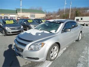 GREAT DEAL !2011 CHEV MALIBU, 87000 KM ONLY ! AUTOMATIC...