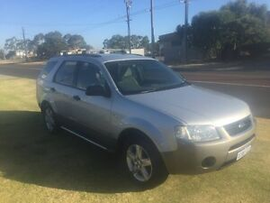 2005 Ford Territory SY TS AWD Silver Automatic Wagon Wangara Wanneroo Area Preview