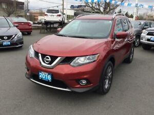 2016 Nissan Rogue SL was $27401 now $26551 SAVE $850