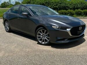 2019 Mazda 3 BP Series G25 Evolve Grey Sports Automatic Garbutt Townsville City Preview