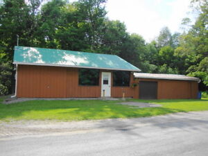 60 ACRE RECREATIONAL PROPERTY & COTTAGE!