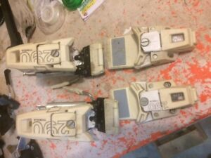Ski bindings for sale or trade for ladies 6.5-7 ski boots