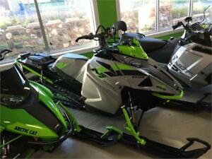 ARCTIC CAT M8000 EARLY RELEASE