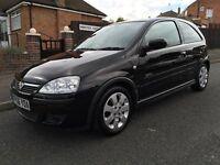 Vauxhall Corsa 1.2 SXI + - Ideal 1st Car, FSH, Full Years MOT,