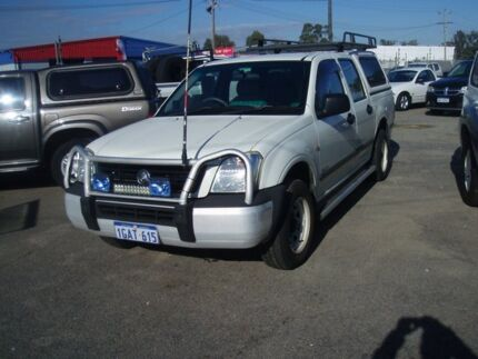 2006 Holden Rodeo RA LX 5 Speed Manual Dual Cab Kenwick Gosnells Area Preview