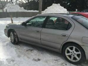 2002 Nissan Maxima GLE Fully loaded