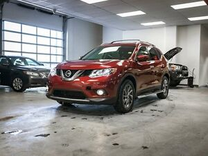 2016 Nissan Rogue SL Premium, AWD, Navigation, Leather, Heated S