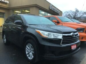 2014 Toyota Highlander LE 4dr All-wheel Drive