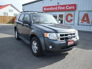 2009 Ford Escape XLT Automatic 4dr Front-wheel Drive