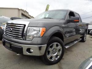 2012 Ford F-150 XLT XTR***4X4***OVER 40 TRUCKS TO CHOOSE FROM***