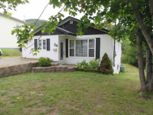 House for Rent - 24 Empire Avenue, Corner Brook