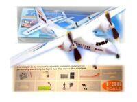 Transcend 8904 Super Air Plane 1:36 Scale Radio Control Series NEW BOXED
