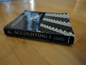 Prentice Hall Accounting Workbook 1 Syme and Ireland London Ontario image 2
