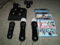 Playstation Move excellent condition