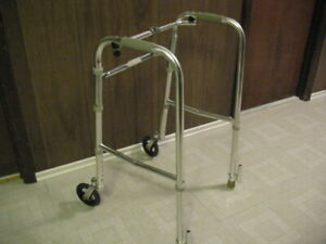 Adult Walker and Rollator