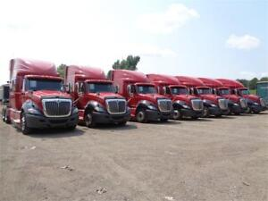 2014 INTERNATIONAL PROSTAR, JUST OFF LEASE !!!  (10 IN STOCK)