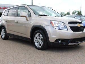 2012 Chevrolet Orlando 1LT, 7 SEAT, HEATED SEATS, CRUISE