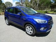 2017 Ford Escape ZG Ambiente 2WD Deep Impact Blue 6 Speed 0ET Wagon Mount Barker Mount Barker Area Preview