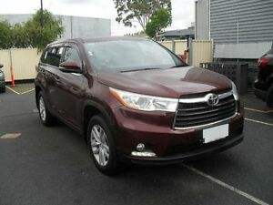 2014 Toyota Kluger GSU55R GX (4x4) Moulin Rouge 6 Speed Automatic Wagon Moorabbin Kingston Area Preview