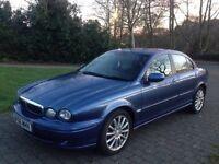 2006 Jaguar X type 2.0 Diesel sport 50+ mpg