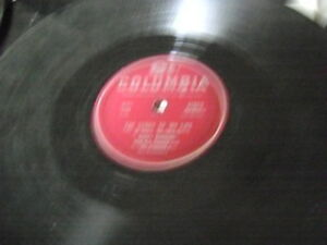 "Vintage Marty Robbins ""Story of My Life"" 78 RPM Record"