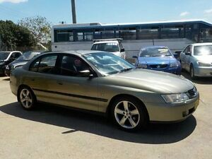 2003 Holden Commodore VY Executive Gold 4 Speed Automatic Sedan North St Marys Penrith Area Preview