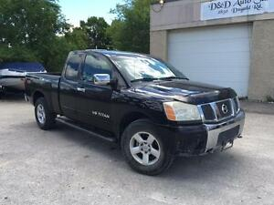 2005 Nissan Titan SE-NISMO-4WD-LOADED-ALLOYS-NEW TIRES