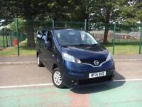 Nissan NV200 1.5dCi 7 seater 2015 Acenta *ONLY 21,700 MILES, FULL S/HISTORY*
