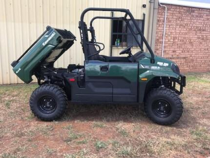 2018 Kawasaki Mule MX Demo only 31hrs Dubbo Dubbo Area Preview