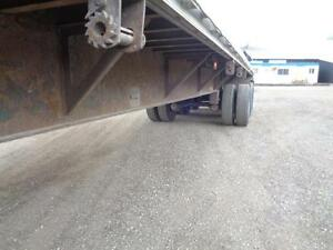 2000 FONTAINE 48 TRIDEM COMBO FLAT BED TRAILER Kitchener / Waterloo Kitchener Area image 11