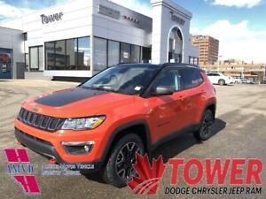 2019 Jeep Compass Trailhawk - PANORAMIC SUNROOF