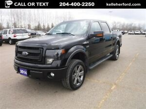 2014 Ford F-150 FX4 CREW 5.0L LUXURY PKG