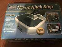 Reese Flip-up Hitch Step     $50