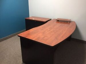 Commercial Grade Office Desk Liquidation