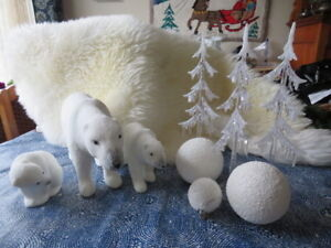 Winter decorations for sale