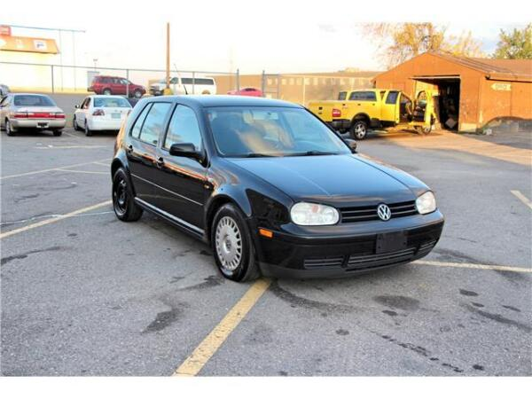 Used 2003 Volkswagen Golf